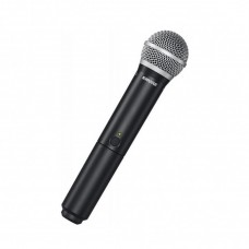 Радиомикрофон SHURE BLX24RE/SM58