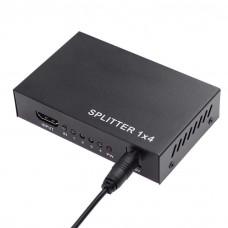 HDMI сплиттер 1x4