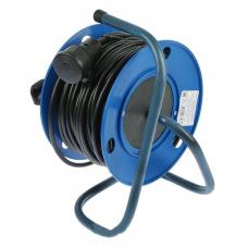 Катушка электрического кабеля / Удлинитель 30 м.