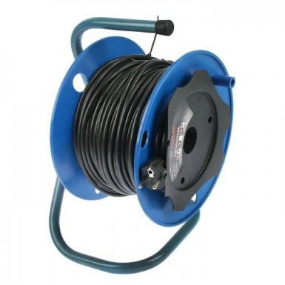 Катушка электрического кабеля 30 м. / Удлинитель
