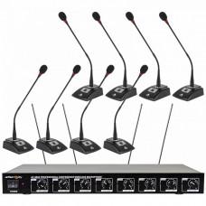 Радиомикрофон на гусиной шее (конференц микрофон) Arthur Forty AF-8800