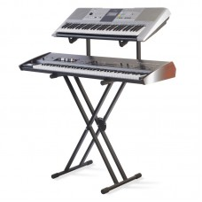 Стойка для клавишных и ноутбука