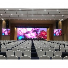 Светодиодный экран - шаг 3,9 мм, размер 1x1 м.