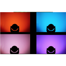 Световая голова - Zoom Wash 36x18