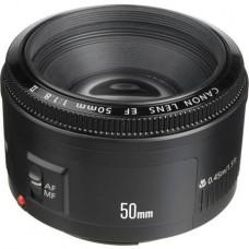 Фотообъектив Canon EF 50mm f/1.8