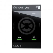 Внешняя звуковая карта NI Traktor audio 2 MK2